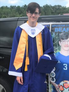 Kentucky Scholarship winner